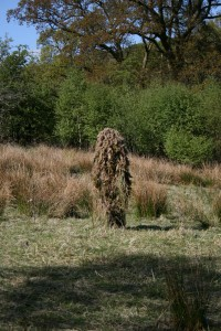 Camo and Concealment - Ghille Suit - Back