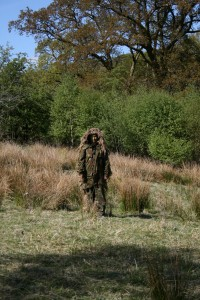 Camo and Concealment - Ghille Suite - Front