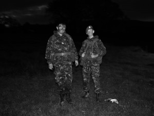 Cpl's Kerr and Falconer Post Exercise