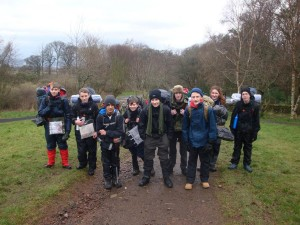 2014-03- DofE Expedition