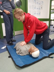2016-07- Defibrillator Training